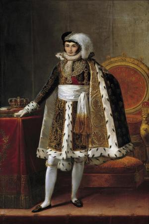 Full-Length Portrait of Jerome Bonaparte, King of Westphalia