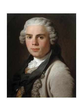 Portrait of Joseph Vernet by Pierre Subleyras
