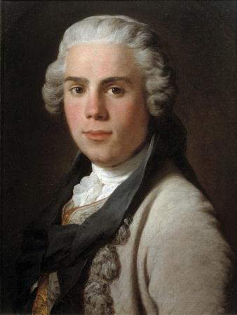 Portrait of Joseph Vernet by Pierre Subleyras