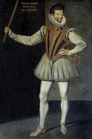 Portrait of Henry I Duke of Guise