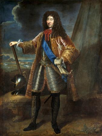 Portrait of Francois Gaston De Bethune