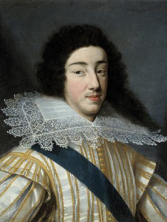 Portrait of Gaston of Orleans