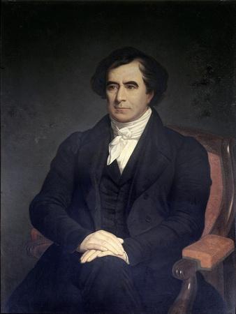Portrait of Francois Arago