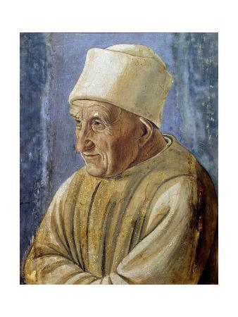 Portrait of an Old Man by Filippino Lippi
