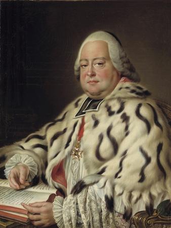 Portrait of Camille Francois De Lorraine