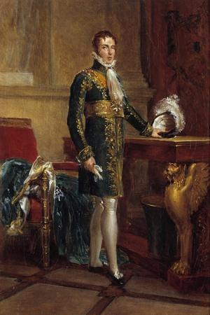 Portrait of Eugene De Beauharnais by Francois Gerard