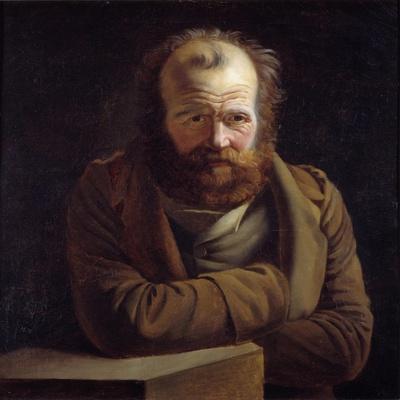 Portrait of Pierre-Joseph Proudhon