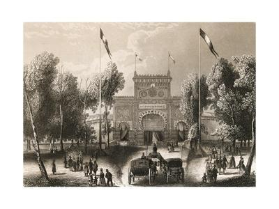 London's Hippodrome