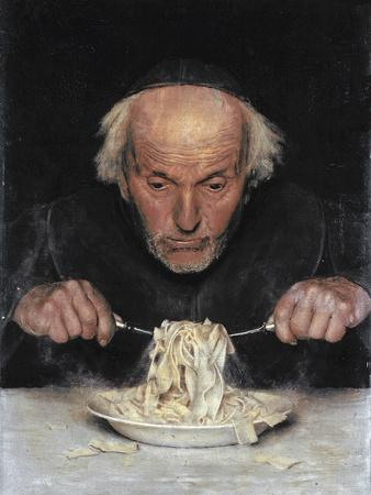 The Pasta Eater