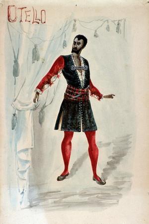 Othello in the Opera by Verdi