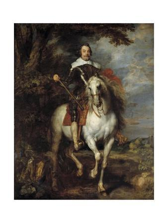Portrait of Don Francisco De Moncada by Anthony Van Dyck