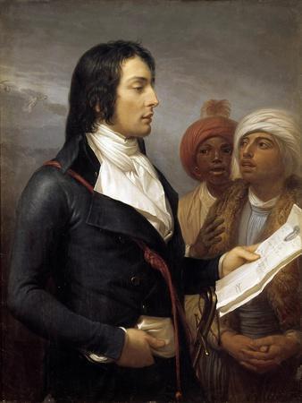Portrait of General Louis-Charles-Antoine Desaix De Veygoux by Andrea Appiani