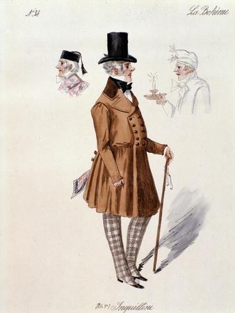 The Landlord, Character of the Opera La Boheme