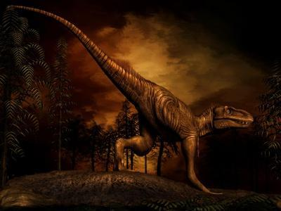 Bistahieversor Was a Tyrannosaurid Dinosaur from the Late Cretaceous Period
