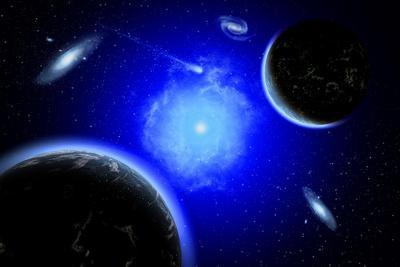 A Young Star System Located in Our Milky Way Galaxy