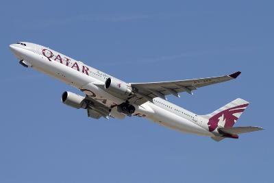 Airbus A330-300 of Qatar Airways