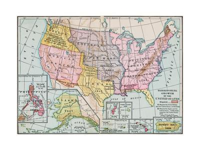 Early North American Map