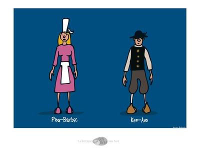 Oc'h oc'h. -Plou-Barbic et Ken-Avo