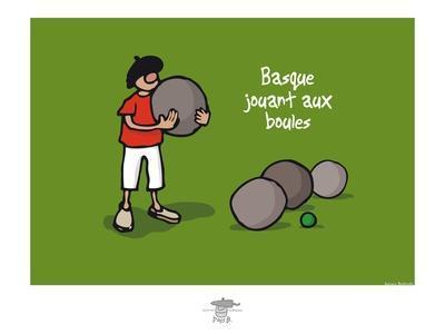 Pays B. - Boules basques