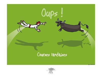 Pays B. - Courses landaise