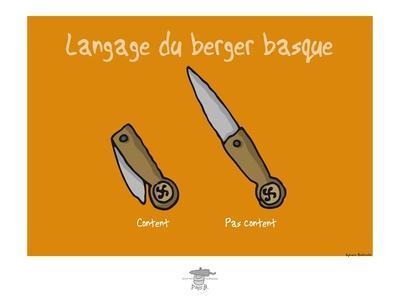 Pays B. - Langage du berger basque