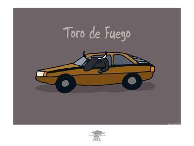 Pays B. - Toro de Fuego