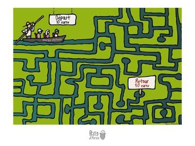Rats d'marais - Labyrinthe poitevin