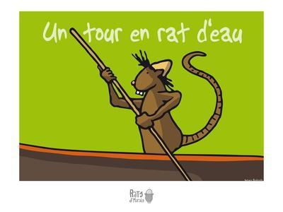 Rats d'marais - Un tour en rat d'eau