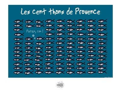 Sud-Mer-Sud-Terre - Cents thons de provence
