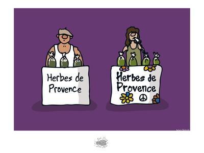 Sud-Mer-Sud-Terre - Herbes de Provence