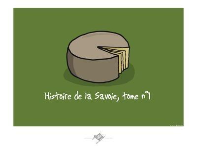 Touchouss - Histoire de la Savoie, tome 1
