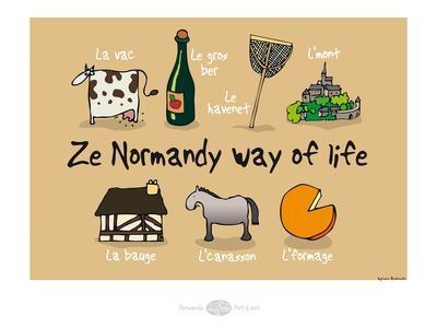 Heula. Ze Normandy way of life