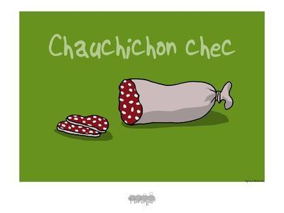 I Lov'ergne - Chauchichon chec