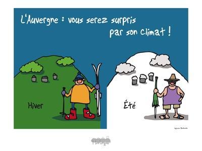 I Lov'ergne - Climat auvergnat