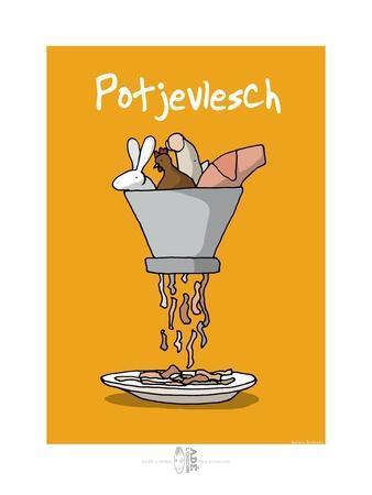 Adé l'chicon - Potjevlesch