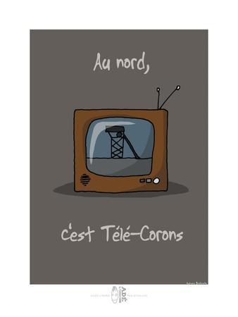 Adé l'chicon - Télé-corons