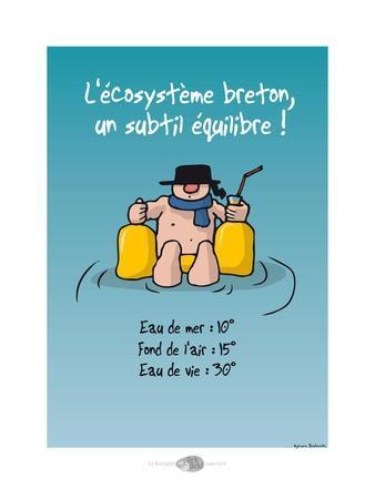 Oc'h oc'h. - Écosystème breton