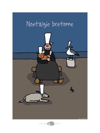 Oc'h oc'h. - Nostalgie bretonne