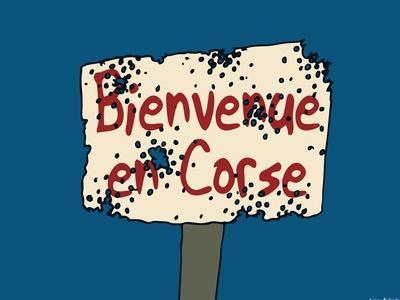 Broutch - Bienvenue en Corse