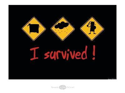Heula. I survived