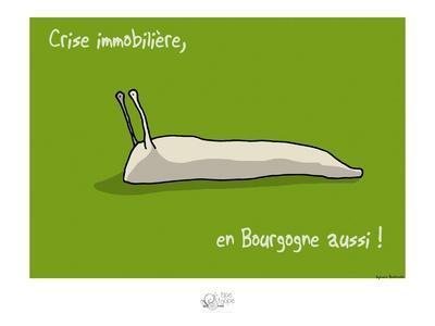 Tipe taupe - Crise immobilière en Bourgogne
