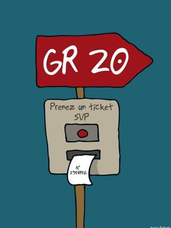Broutch - GR 20