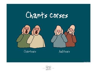 Broutch - Chants corses