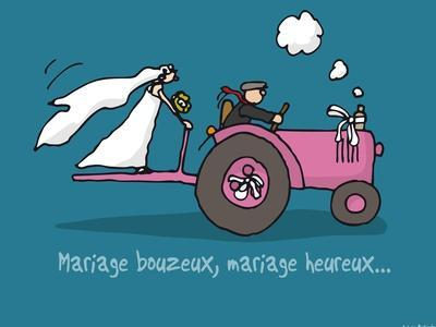 Heula. Mariage bouzeux, mariage heureux