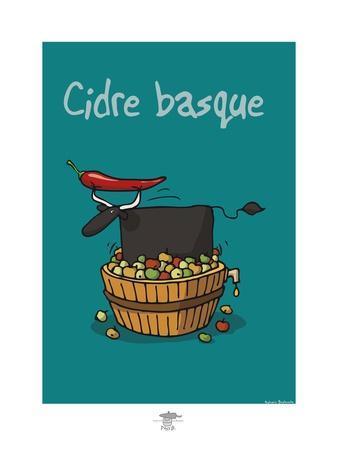 Pays B. - Cidre basque