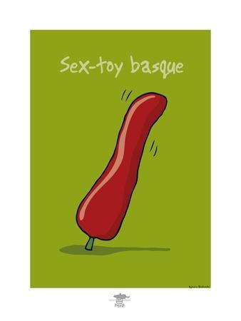 Pays B. - Sex-toy basque