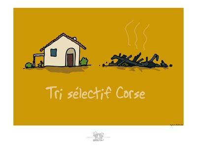 Broutch - Tri sélectif corse