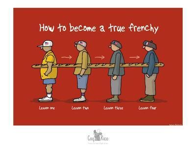 Coq-Ô-Rico - Become a true frenchy