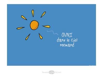 Heula. OVNI dans le ciel Normand