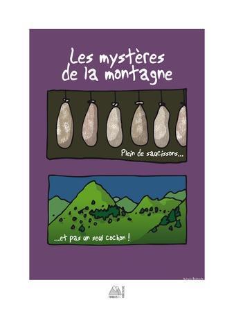 Fondus de montagne - Les mystères de la montagne
